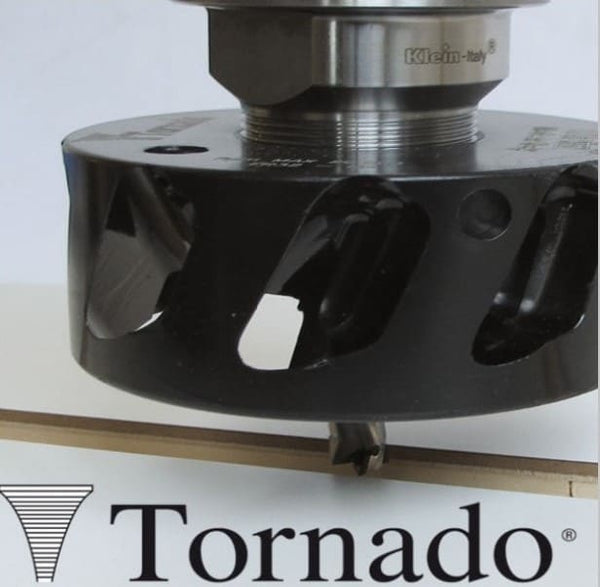 Dust and Chip Extraction Nut Set – Tornado®