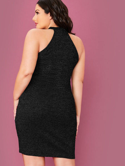 Stretchy Sleeveless Dress