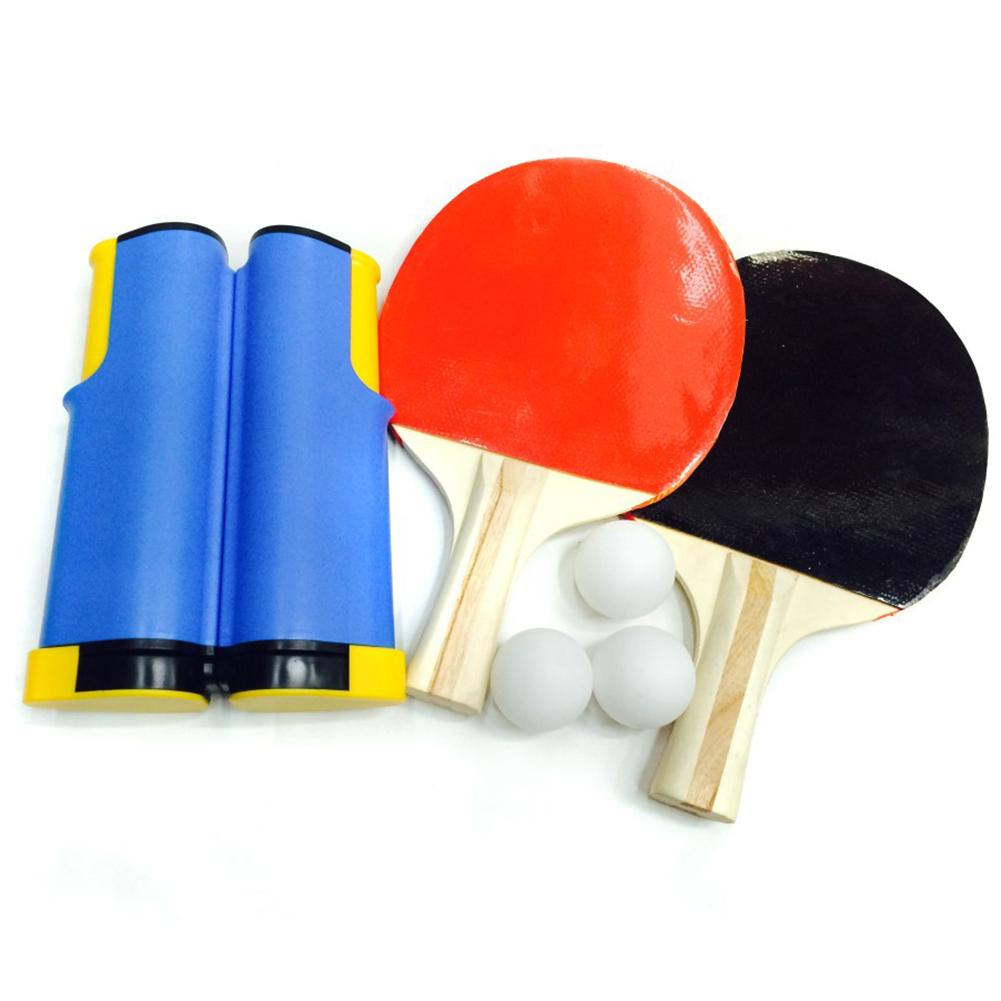 Retractable Portable Table Tennis kit