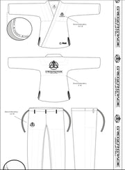 Gregor Gracie Competition Gi - White