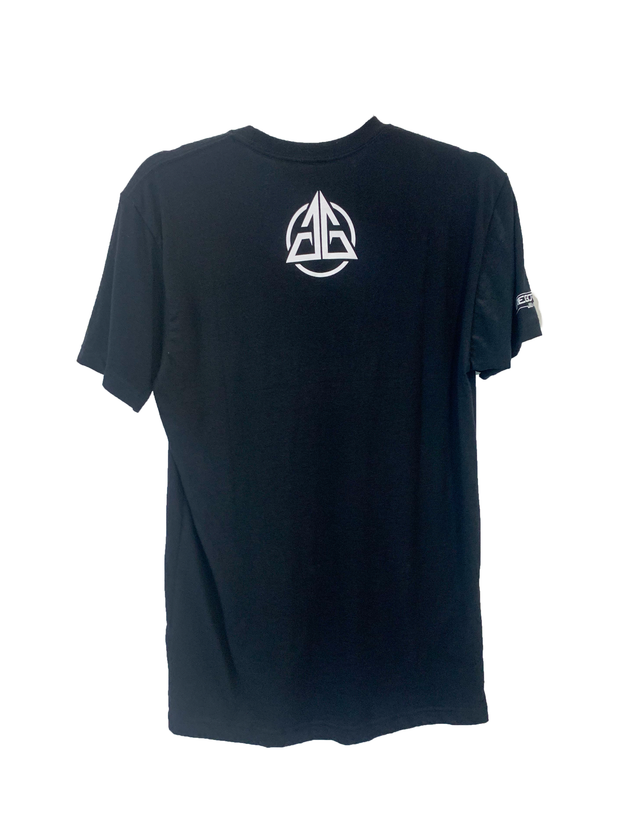 GGJJ TShirt - Short Sleeve - Black