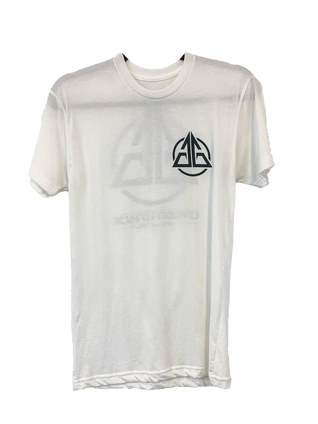 GGJJ TShirt - Short Sleeve - White