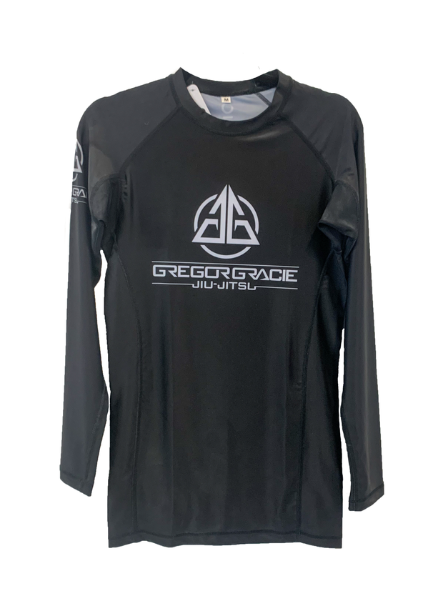 Rashguard Long Sleeve - Black