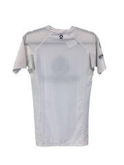Rashguard - Short Sleeve - White