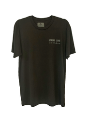 Spread Love Tshirt - Short Sleeve - Black