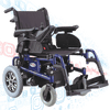 Image of Rear-Wheel Power Wheelchair