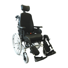 Spring Manual Wheelchair
