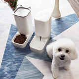 Smart Pet Automatic Feeder/Water Dispenser
