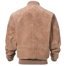 Load image into Gallery viewer, Hercus Genuine Leather Bomber Jacket
