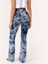 Load image into Gallery viewer, Wide Waist Tie Dye Pants