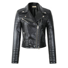 Load image into Gallery viewer, Laurencia Leather Jacket
