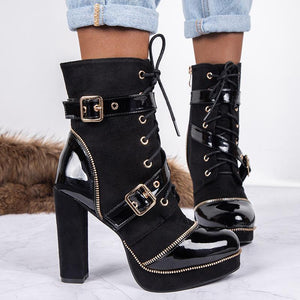 Colette High-Heel Boots