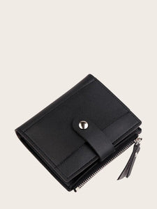 Fold Over Tiny Wallet