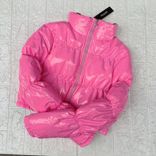 Load image into Gallery viewer, Bubble Coat Parka