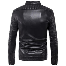Load image into Gallery viewer, Cyron Leather Jacket