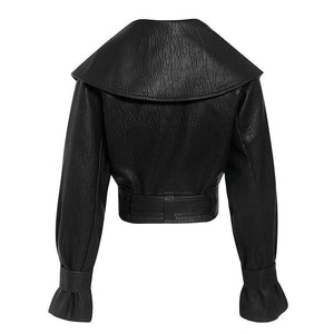 Jomily Leather Jacket