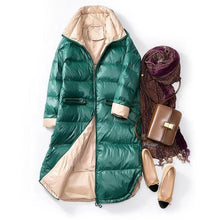 Load image into Gallery viewer, Maira Oversized Puffer Coat