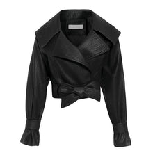 Load image into Gallery viewer, Jomily Leather Jacket