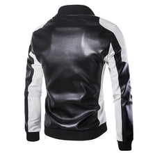 Load image into Gallery viewer, Ferono Sport Leather Jacket