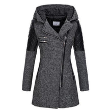 Load image into Gallery viewer, Nansi Hooded Women Coat