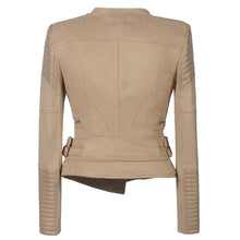 Load image into Gallery viewer, Annabeth Suede Jacket