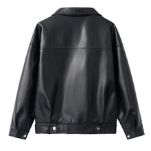 Load image into Gallery viewer, Selena Leather Jacket