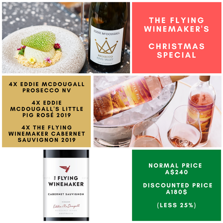 The Flying Winemaker's Christmas Special