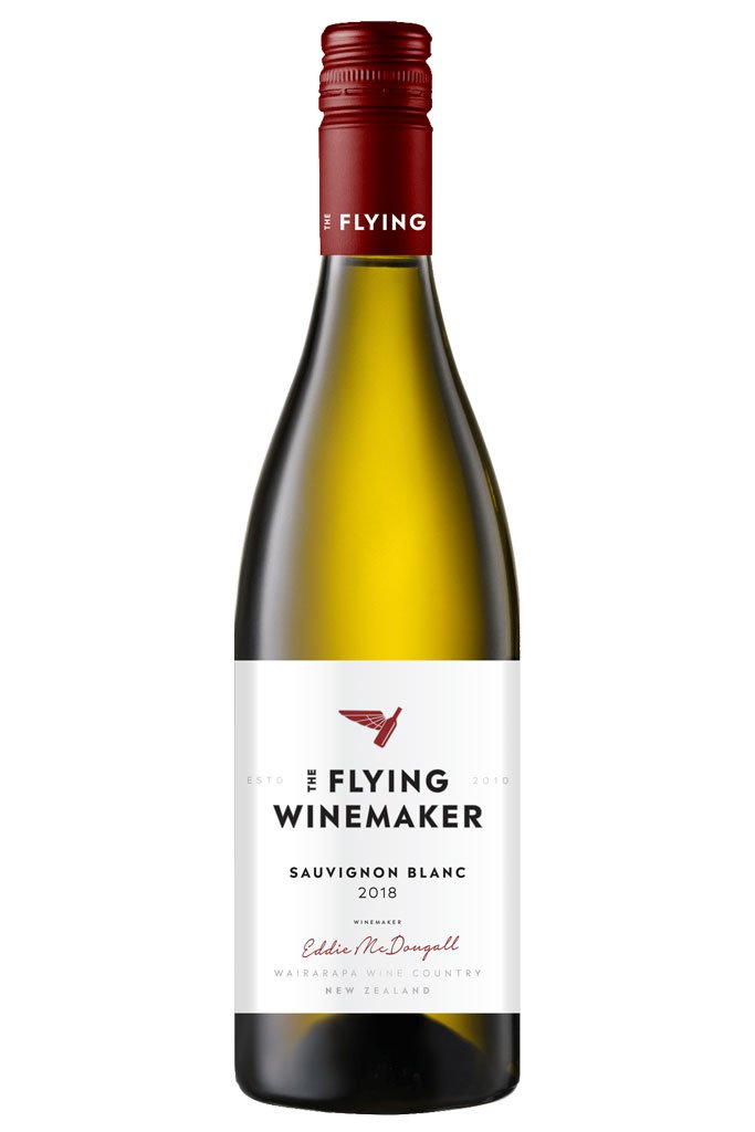 The Flying Winemaker Sauvignon Blanc 2018