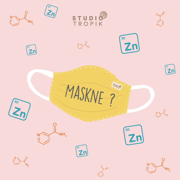 ALL ABOUT MASKNE & MASK IRRITATION