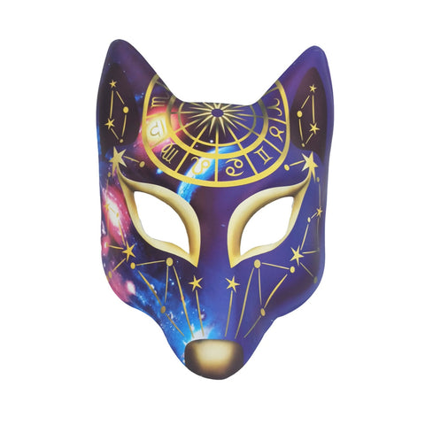 masque renard constellation