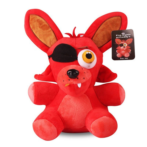 peluche foxy five night at freddy's FNAF