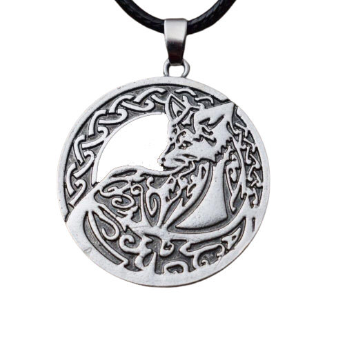 Collier Renard Viking Celtique