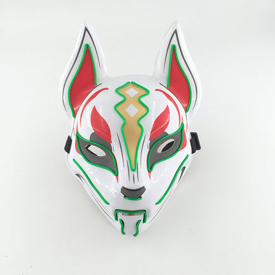 masque nomade led fortnite vert