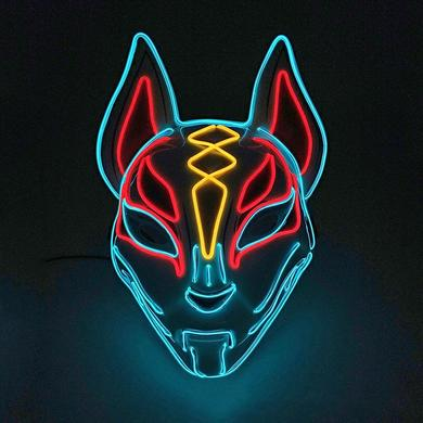masque led nomade kitsune fortnite