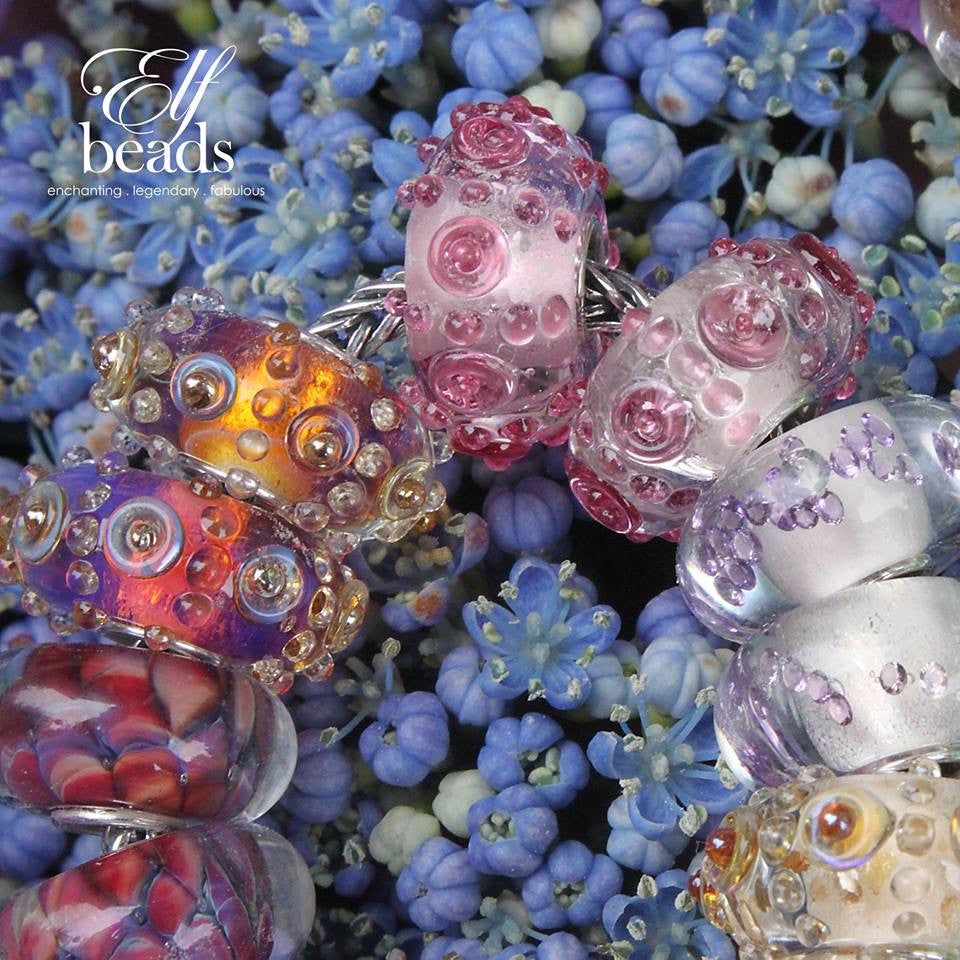 Elfbeads Midsummer Bead Dream collection available now!