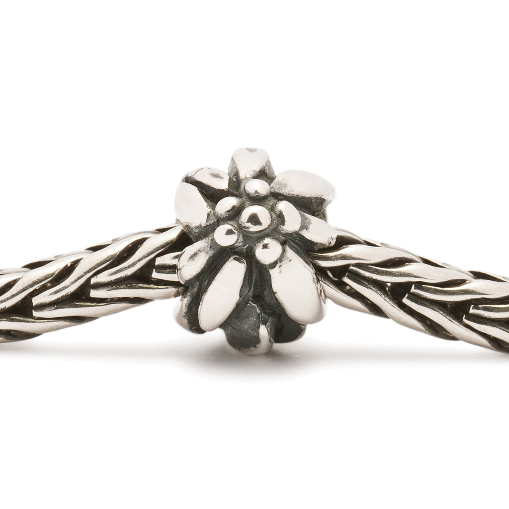 Trollbeads Mountain Flower
