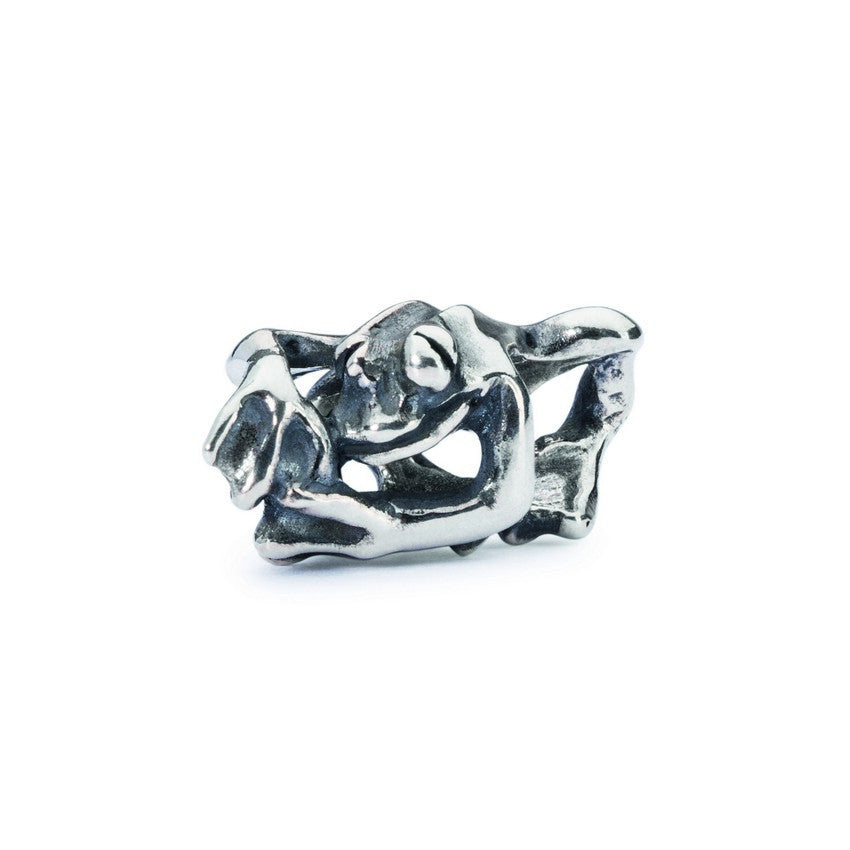 Trollbeads Climbing Frog retired