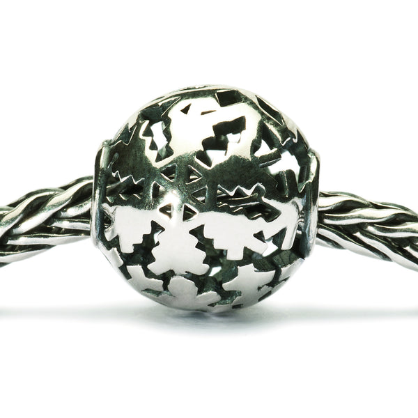 Trollbeads Winter Snow