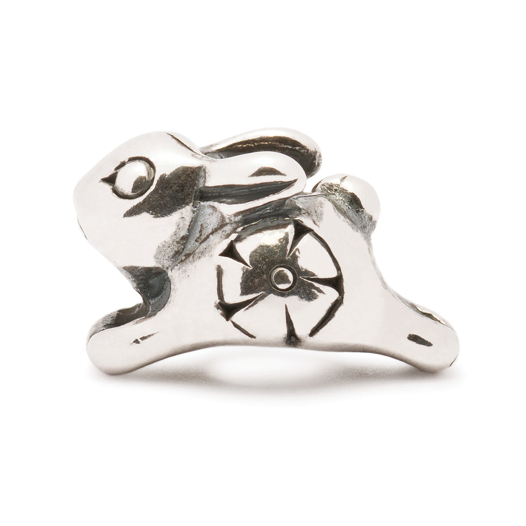 Trollbeads Jumping Baby Rabbit retired