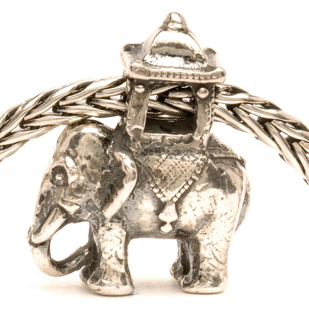 Trollbeads 11601 Indian Elephant retired