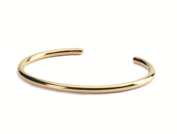 Trollbeads Gold Plated Bangle