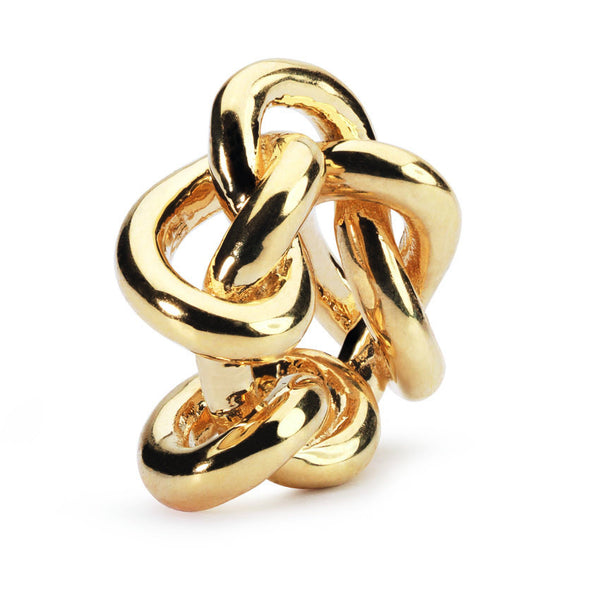 Trollbeads 21826 Gold Live, Love & Forgive