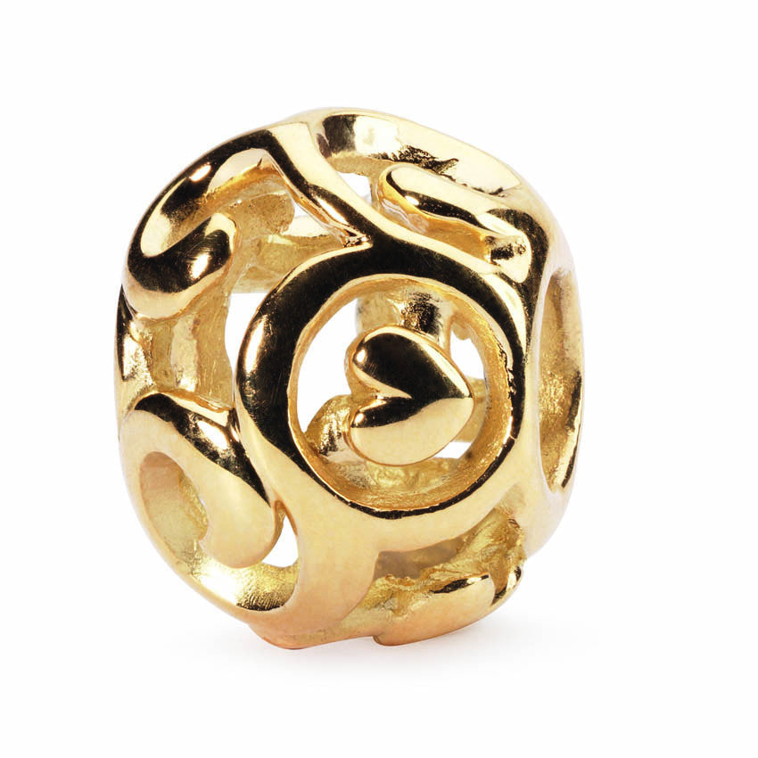 Trollbeads 21828 Gold First Signs