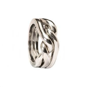 Trollbeads Strength, Courage and Wisdom Ring