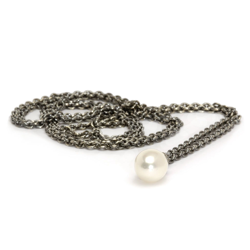 Trollbeads Fantasy Necklace with Pearl