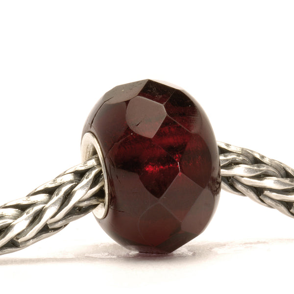 Trollbeads 60186 Red Prism