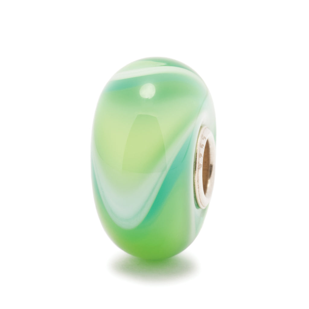 Trollbeads 61444 Mixed Green Armadillo