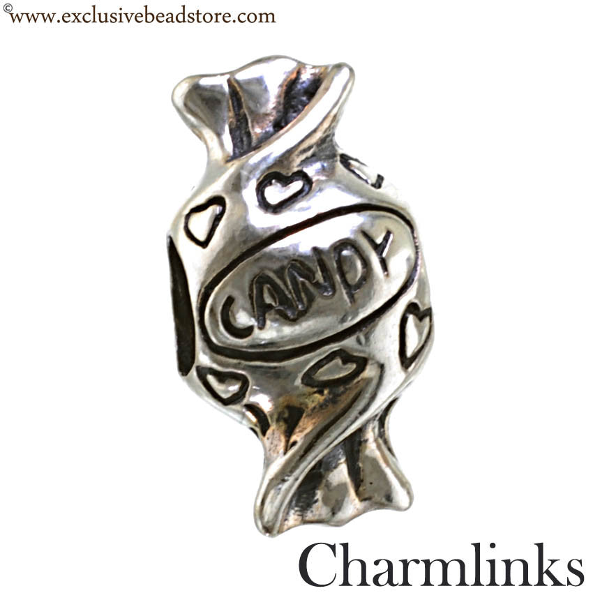 Charmlinks Silver Bead Candy