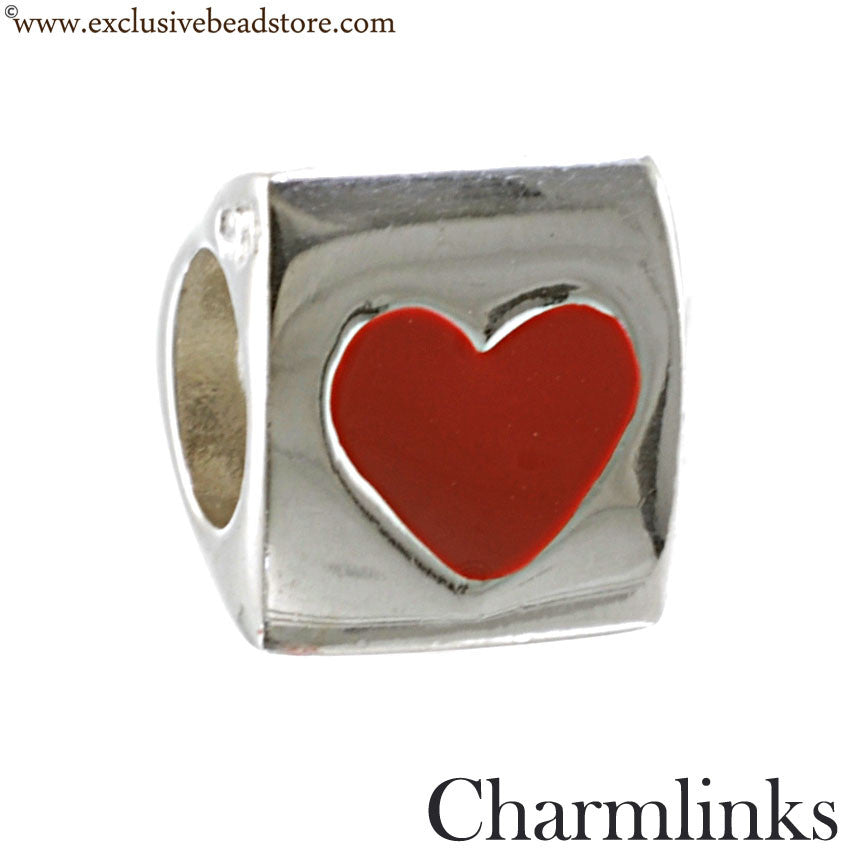Charmlinks Silver Bead Best Friend