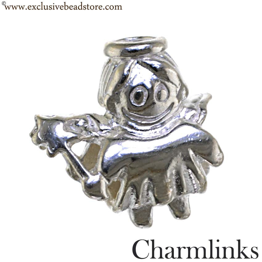 Charmlinks Silver Bead Fairy